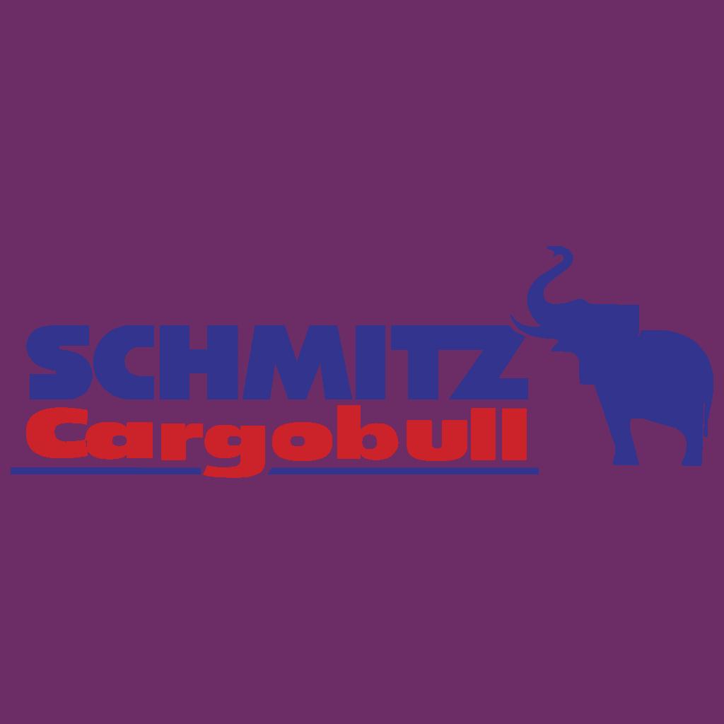 Das transparente Logo von Schmitz Cargobull Trucks.